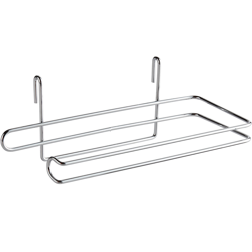 Regency Chrome Shelf-Mount Paper Towel Holder