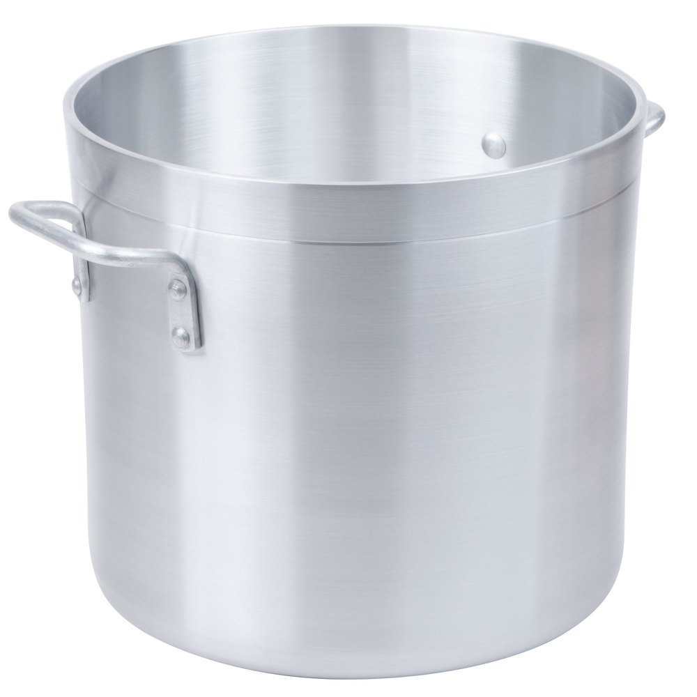 20 Qt. Heavy Weight Aluminum Stock Pot