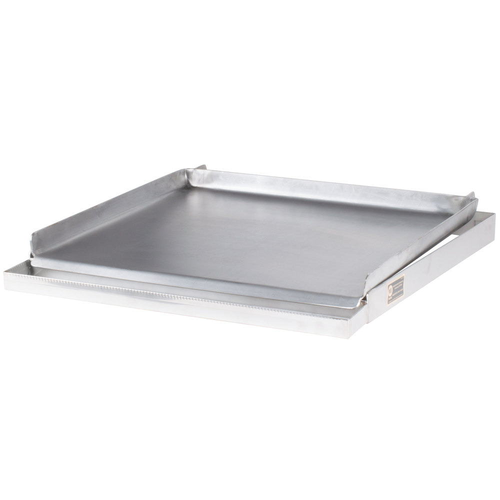 24 Quot X 27 Quot X 1 1 2 Quot Add On Griddle Top
