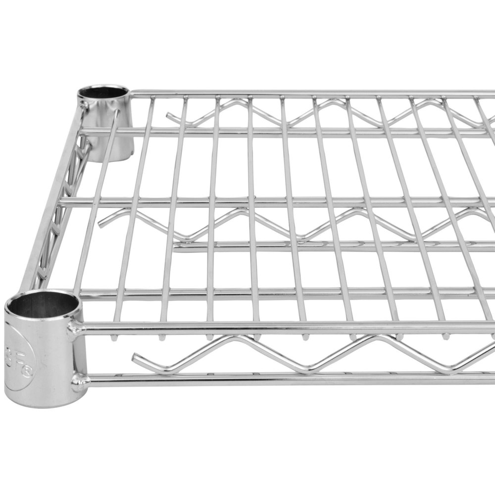 "Regency 14"" x 48"" NSF Chrome Wire Shelf"