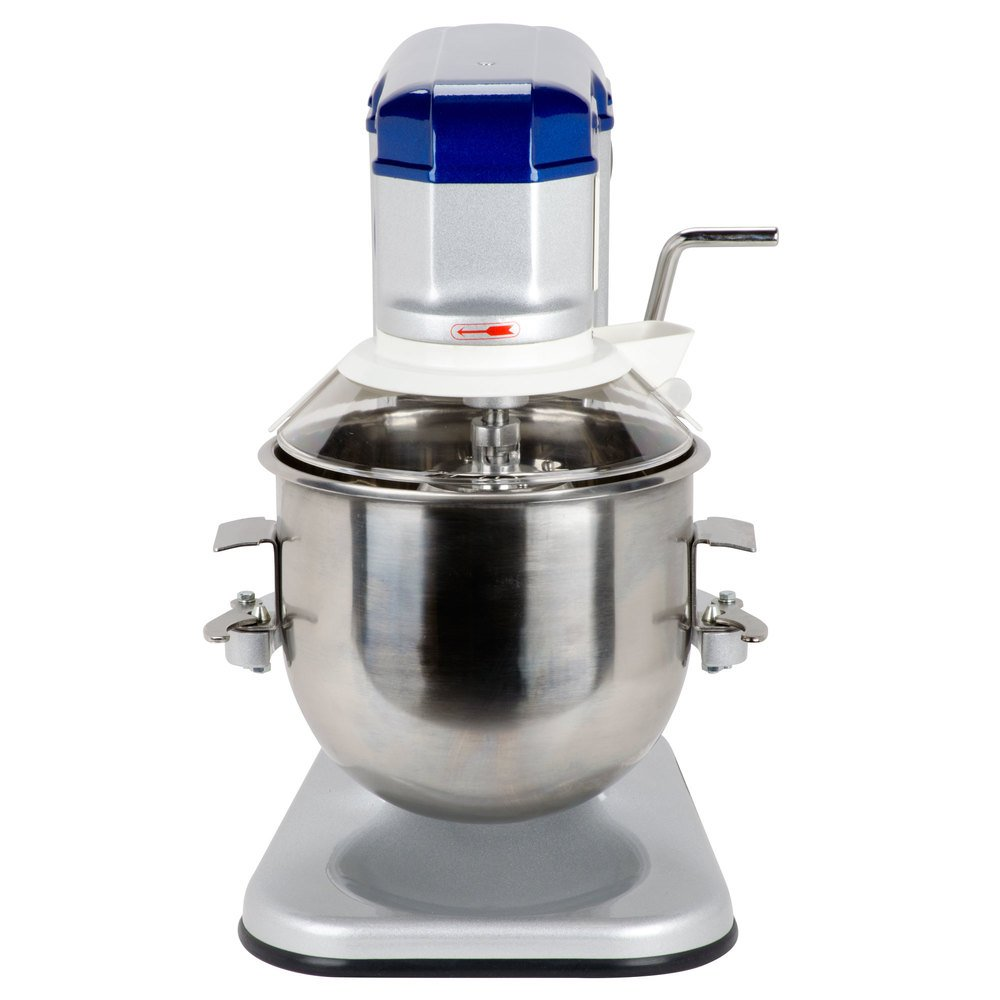 Vollrath 40756 10 qt commercial planetary stand mixer for Stand commercial