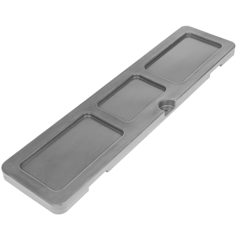 Gray Locking Lid for Arctic 720 Mobile 288 Qt. Cooler