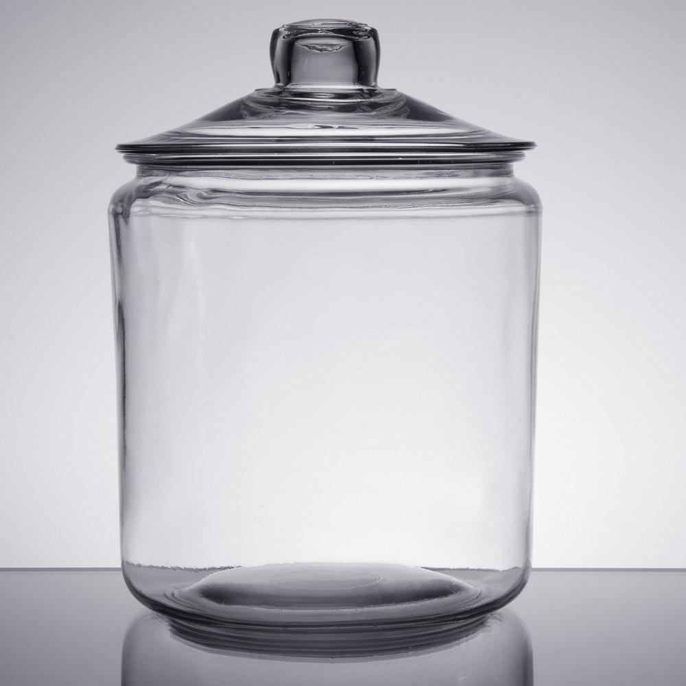 Gallon Glass Jar