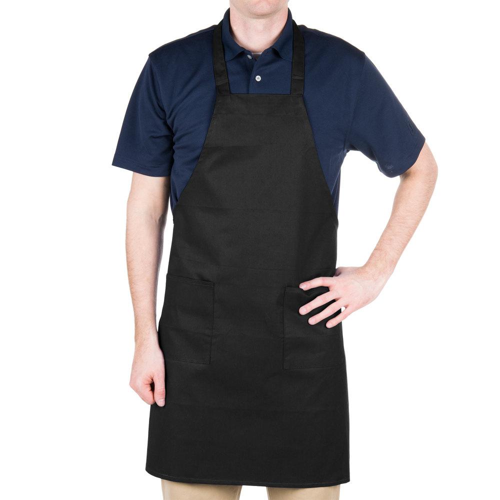Black apron - Video Video Main Picture