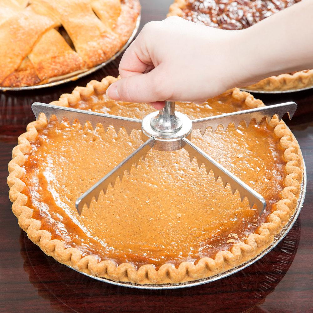 5 Cut Pie Marker Cutter