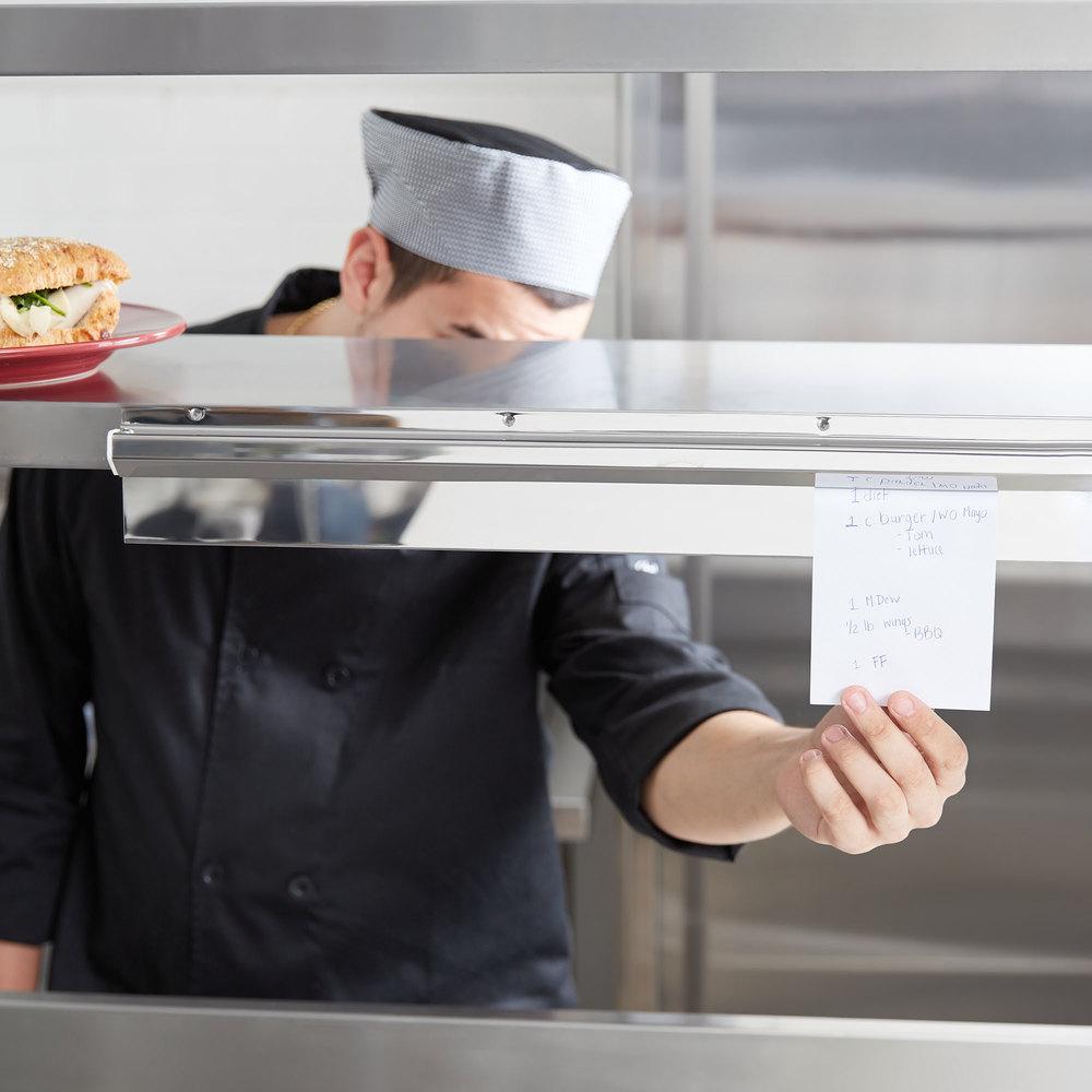 24 Quot Restaurant Ticket Holder