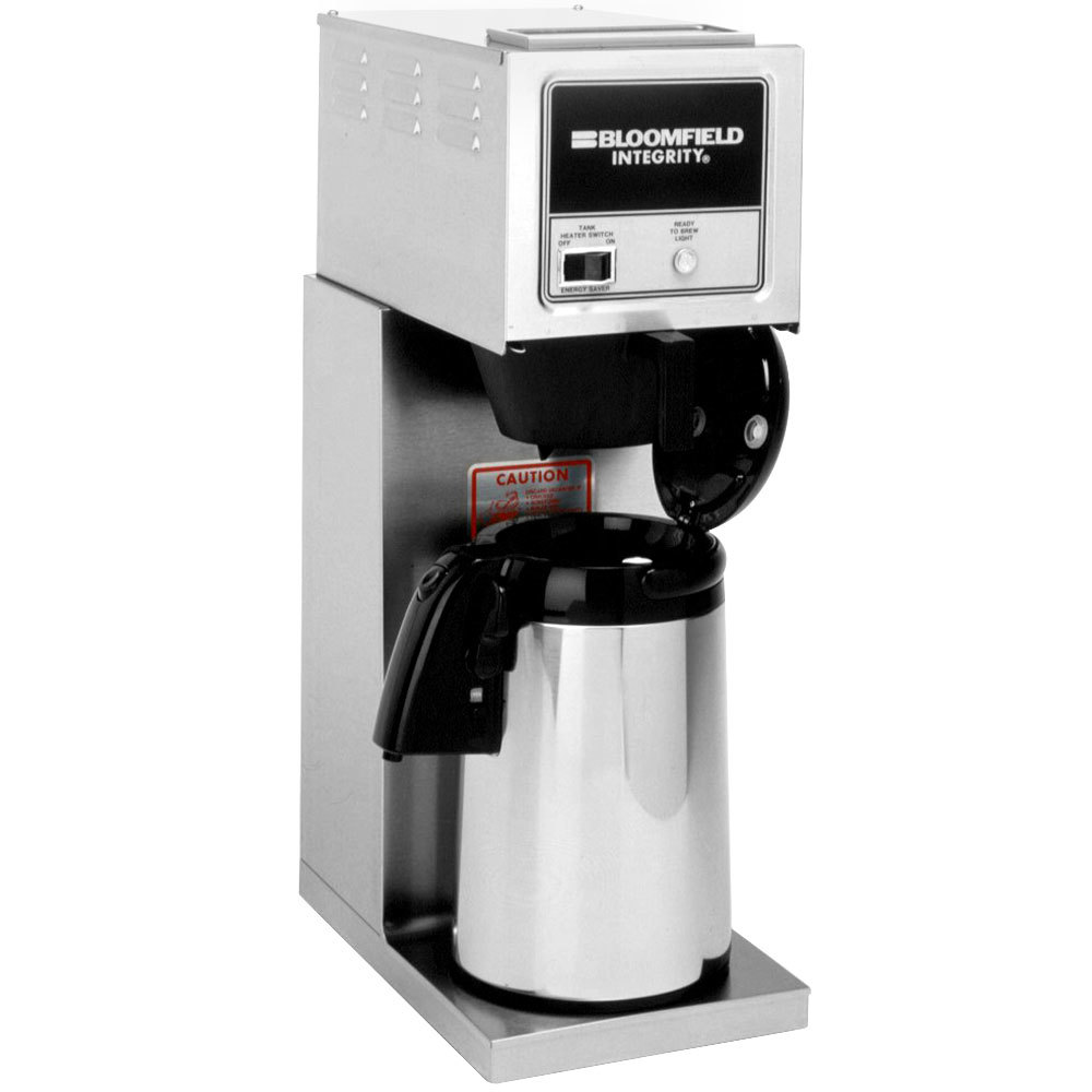 Bloomfield 8774-120C Integrity Pourover Airpot Coffee Brewer, 120V; 1500W (Canadian Use Only)