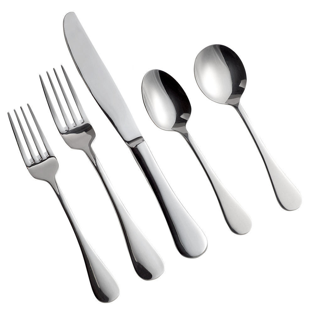 12  ELEGANCE DINNER FORKS NEW 18//0 STAINLESS FREE SHIPPING USA ONLY
