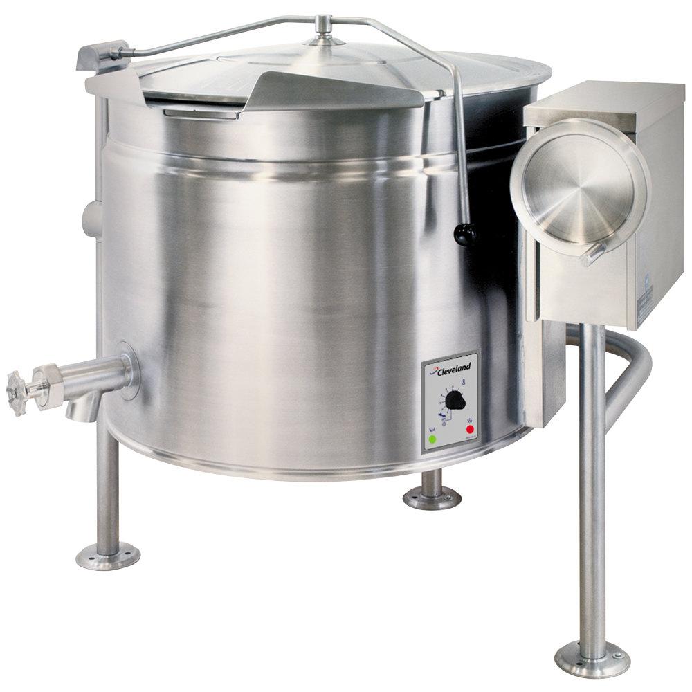 Cleveland Kel 60 Tsh Short Series 60 Gallon Tilting Full