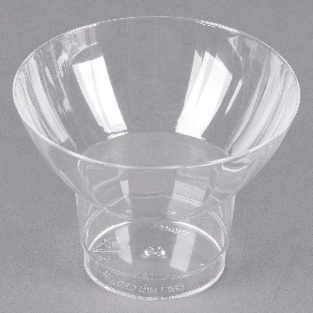 Wna Comet Cp5 Classic Crystal 5 Oz Parfait Dessert Cup