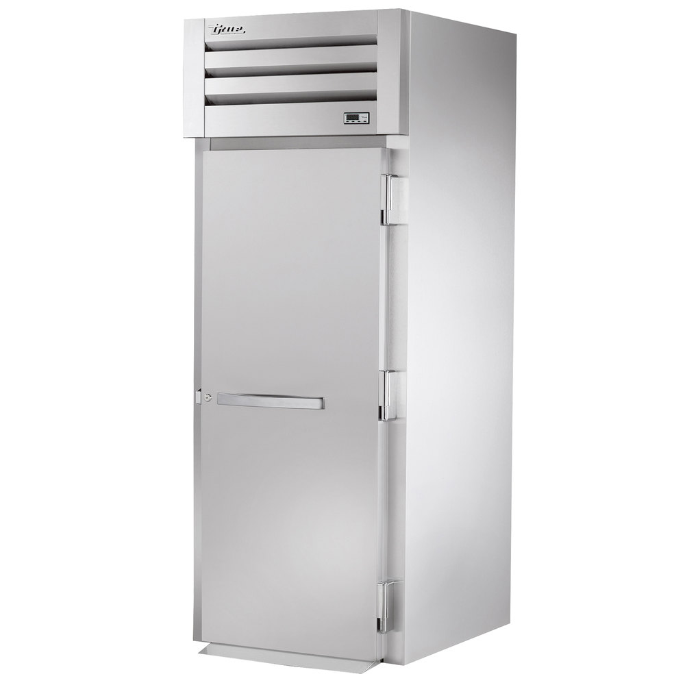 True STG1FRI-1S Specification Series One Section Roll In Freezer - 37 Cu. Ft.