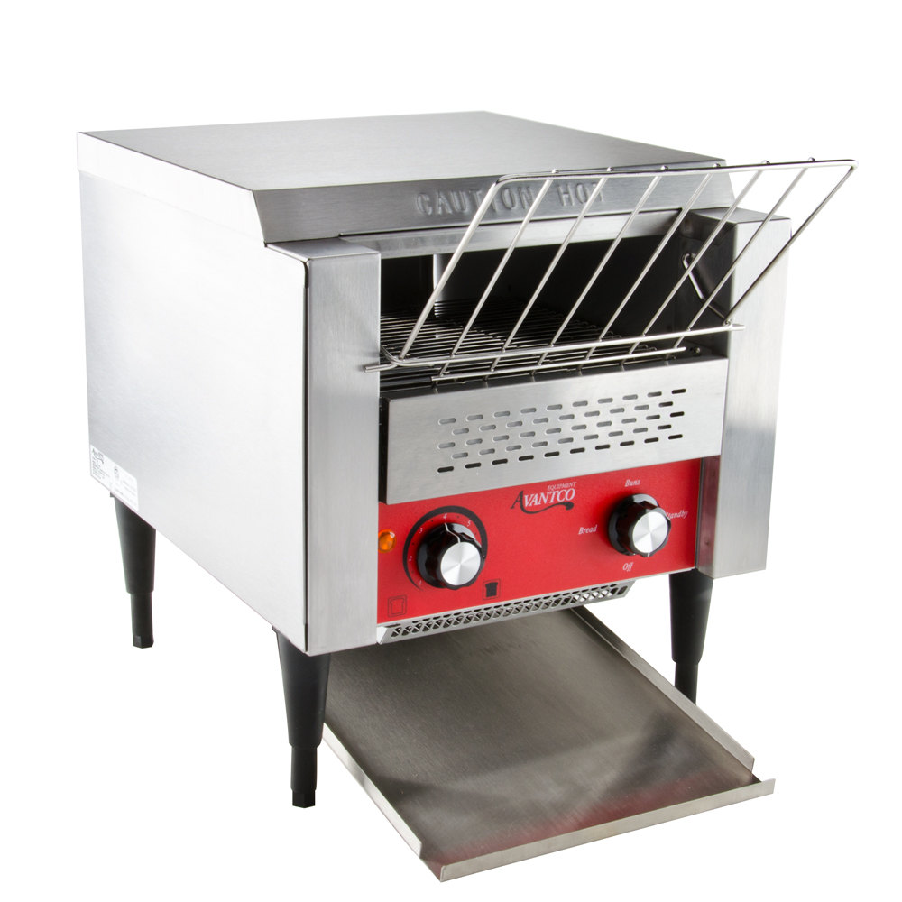 Avantco T140 Conveyor Toaster With 3 Quot Opening 120v