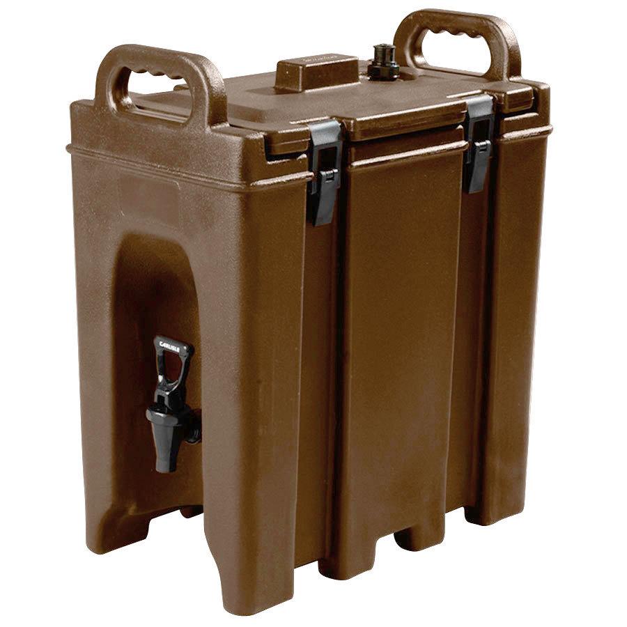Carlisle Ld250n01 Cateraide Brown 2 5 Gallon Insulated