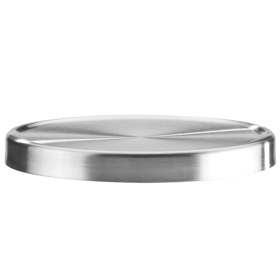 Cal-Mil 1851-5LID Stainless Steel Replacement 32 oz. Large Mixology Jar Lid