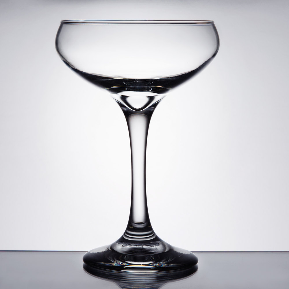 libbey 3055 perception 8 5 oz cocktail coupe glass 12 case. Black Bedroom Furniture Sets. Home Design Ideas