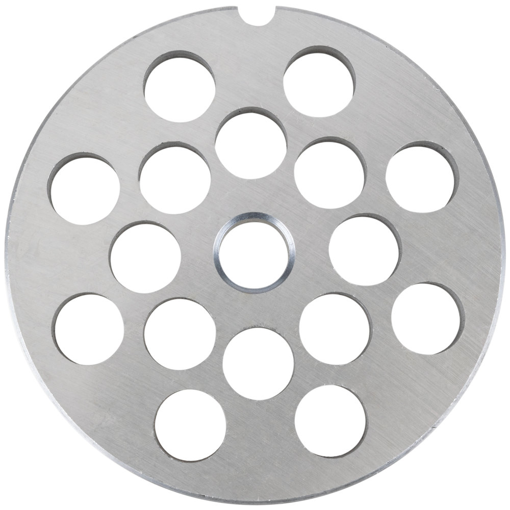"1/2"" Hole Meat Grinder Plate #22"