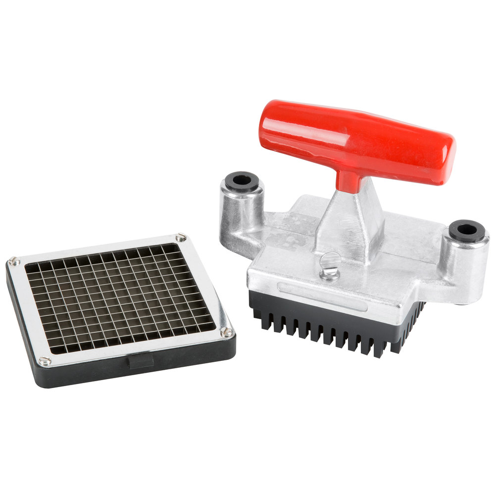 "Vollrath 15059 Redco 1/4"" Dice T-Pack for Vollrath Redco InstaCut 3.5 - Tabletop Mount"
