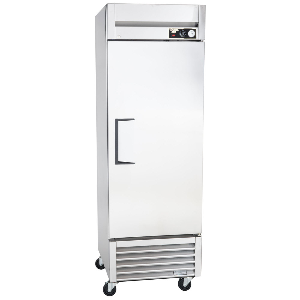 True TH-23 Single Section Solid Door Heated Holding Cabinet