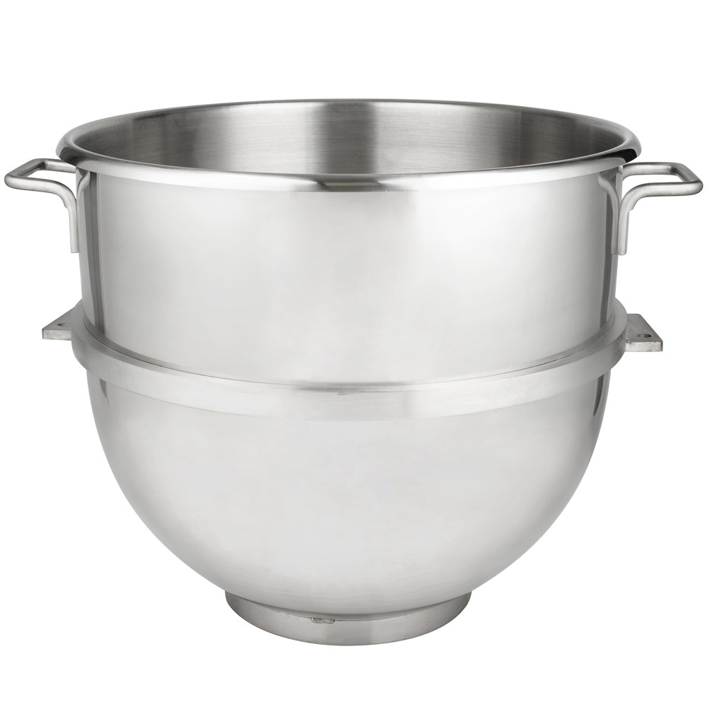 Hobart Equivalent Classic 80 Qt. Stainless Steel Mixing Bowl