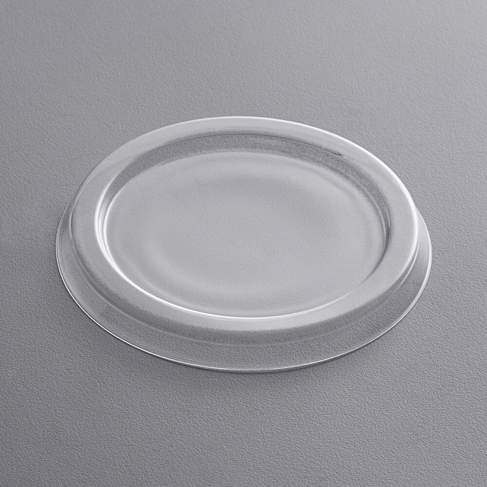Plastic Lid For 4 Oz Ramekin 1000 Case