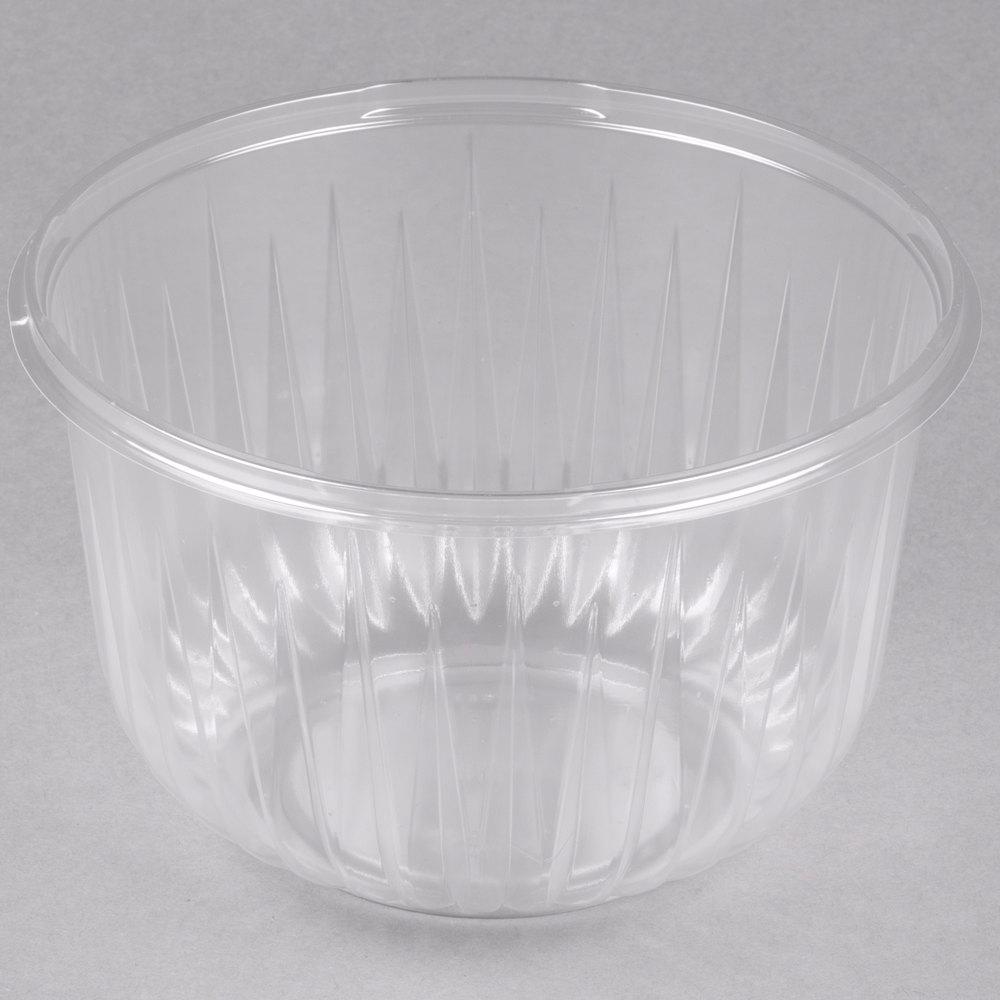 dart c64b presentabowls 64 oz clear plastic bowl 252 case. Black Bedroom Furniture Sets. Home Design Ideas
