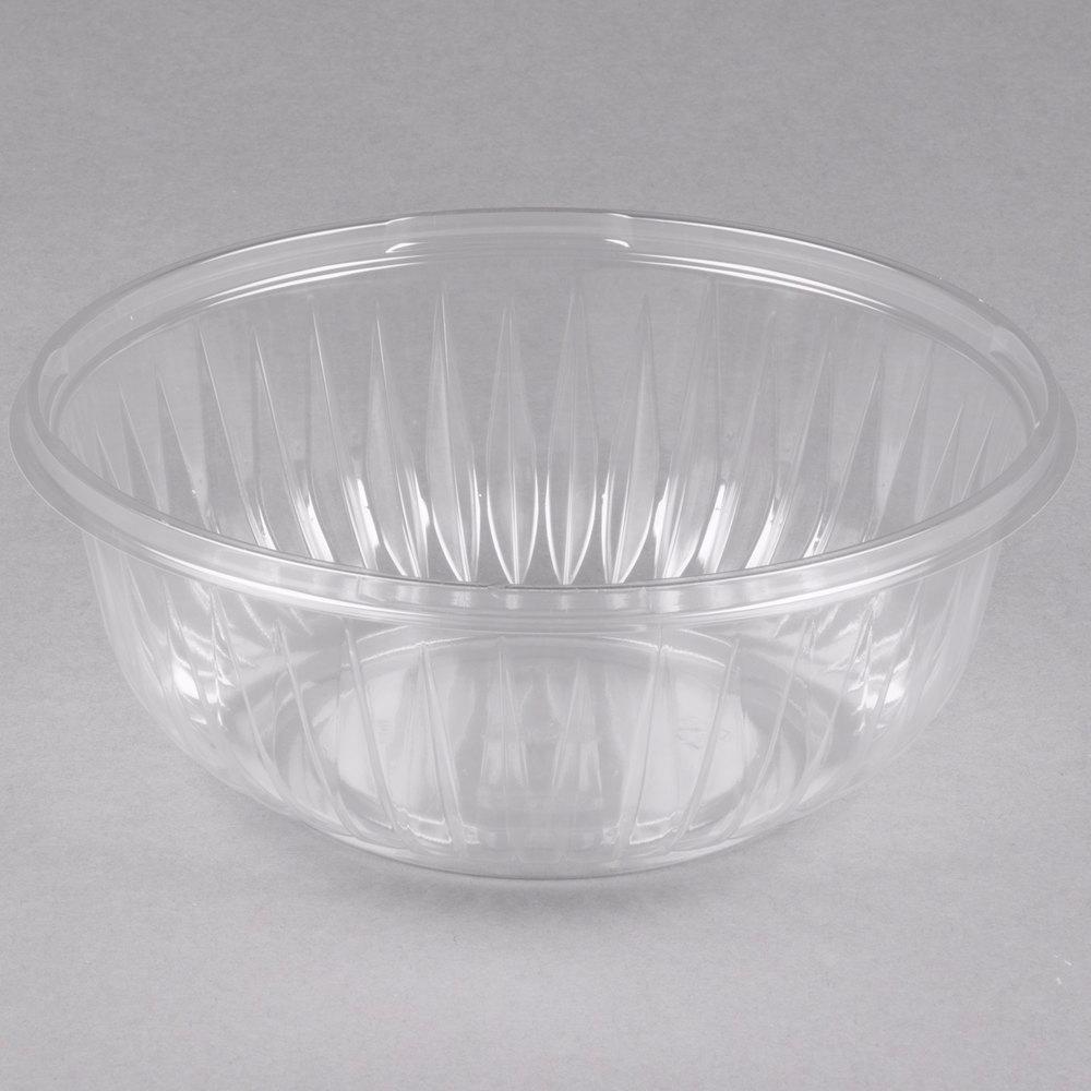dart solo c32b presentabowls 32 oz clear plastic bowl 252 case. Black Bedroom Furniture Sets. Home Design Ideas