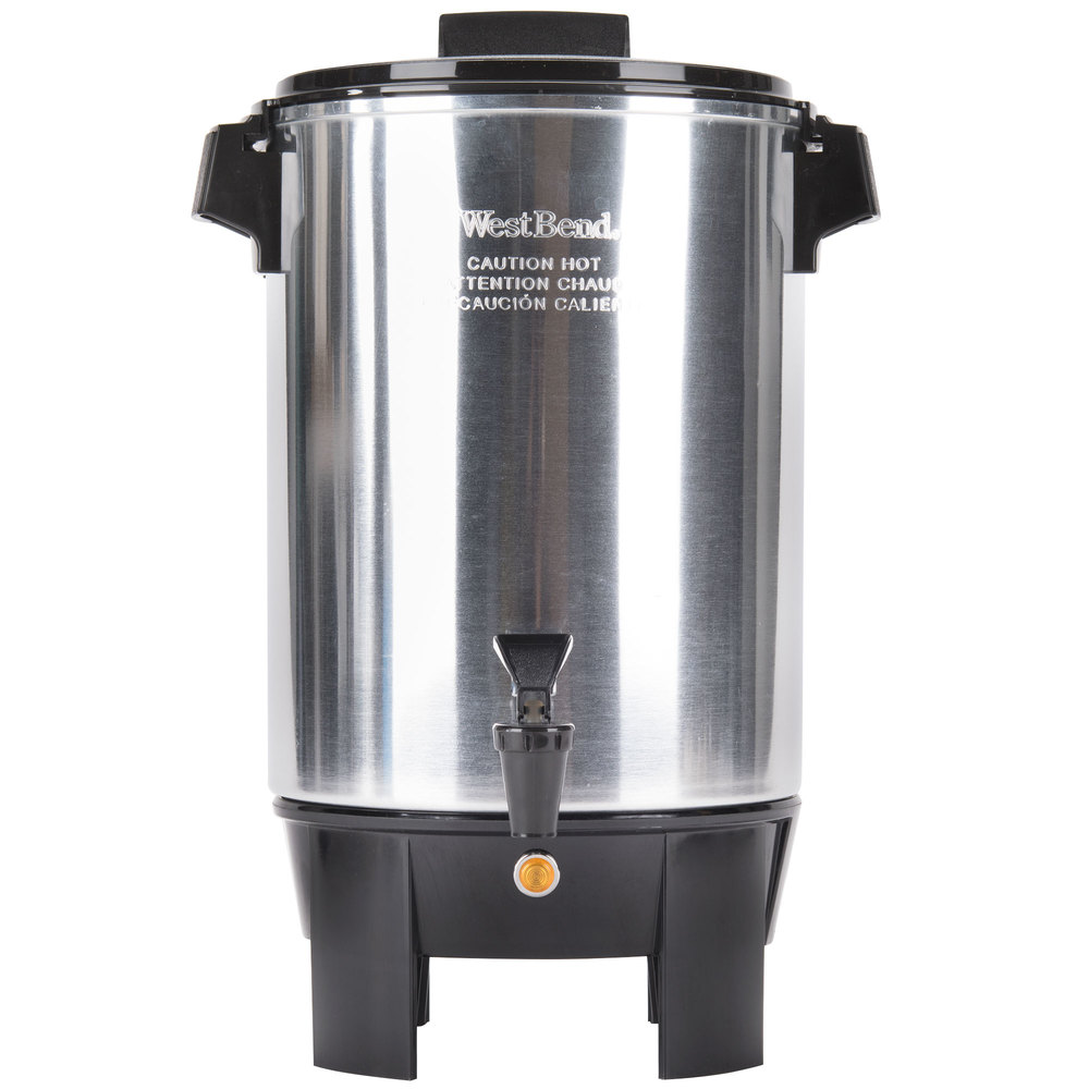 30 Cup Coffee Maker Instructions : West Bend Coffee Maker Instructions Images - All Instruction Examples