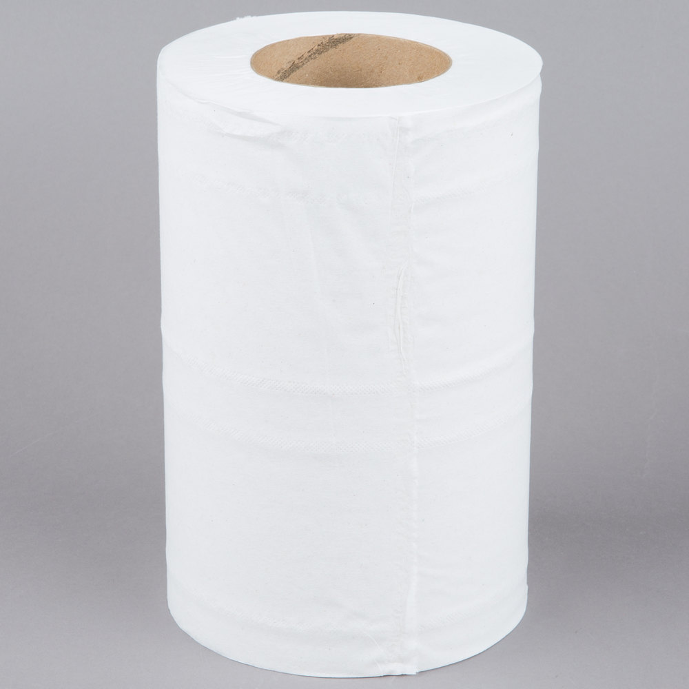 Lavex Janitorial Junior 2-Ply White Center Pull Paper Towel 264 ...