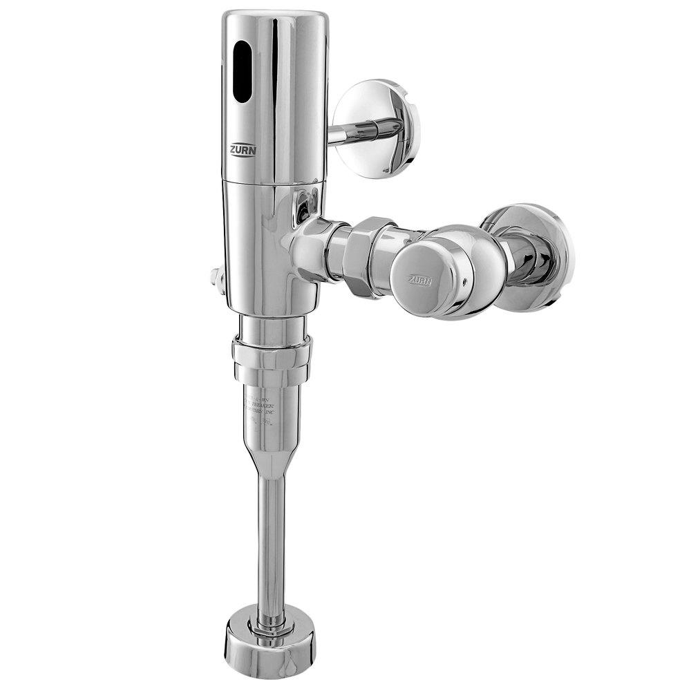 0.125 gal Zurn ZTR6203-ULF Sensor Operated Urinal Flush Valve ...