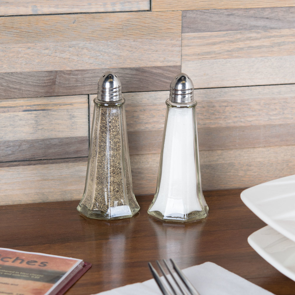 1 oz. Eiffel Tower Salt and Pepper Shaker - 24 Shakers / Pack