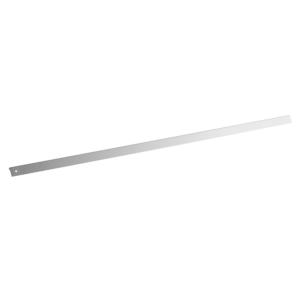 Regency 16 Gauge Wall Outside Corner Guard with Adhesive Strips and Mounting Holes - 2 inch x 72 inch