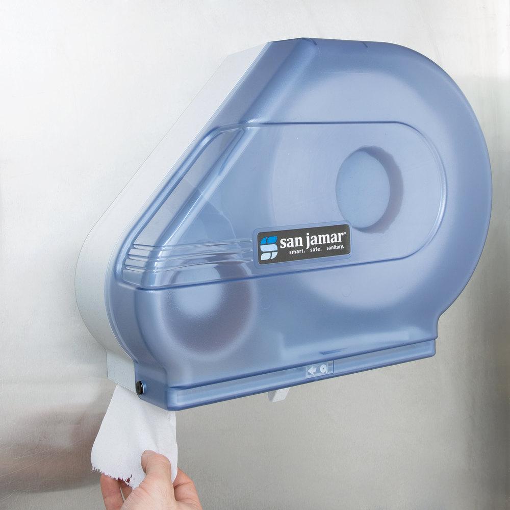 San Jamar R3000tbl Reserva Classic 9 Quot 10 1 2 Quot Jumbo Toilet