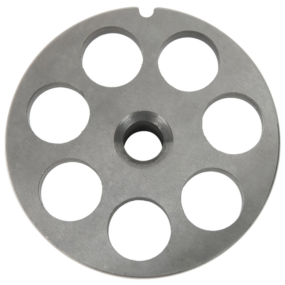 "Globe CP16-12 5/8"" Chopper Plate for #12 Meat Grinder Assemblies"