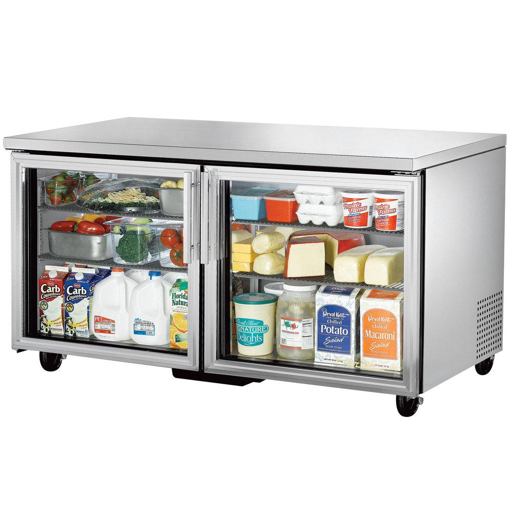 Undercounter Beverage Refrigerator Glass Door Plain Glass Door Refrigerator Undercounter Small Space