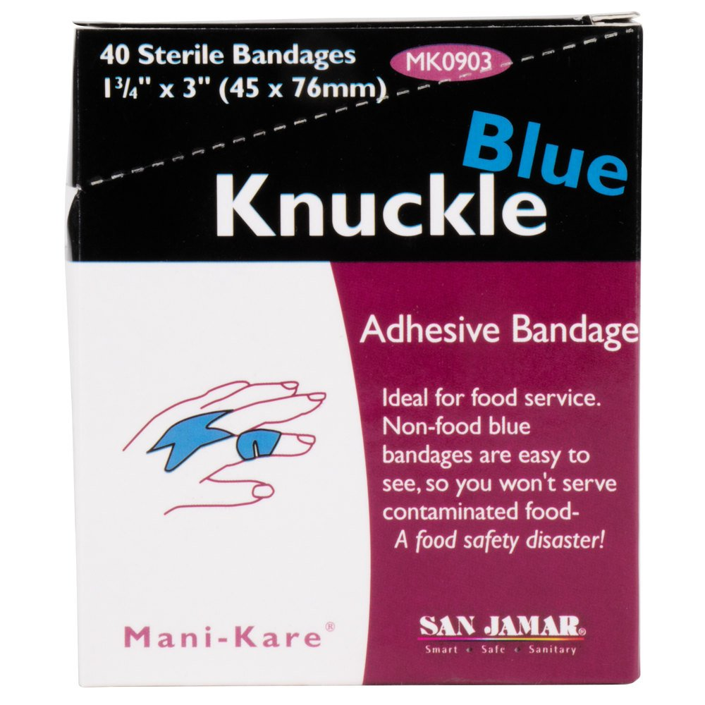 how to use a knuckle bandage