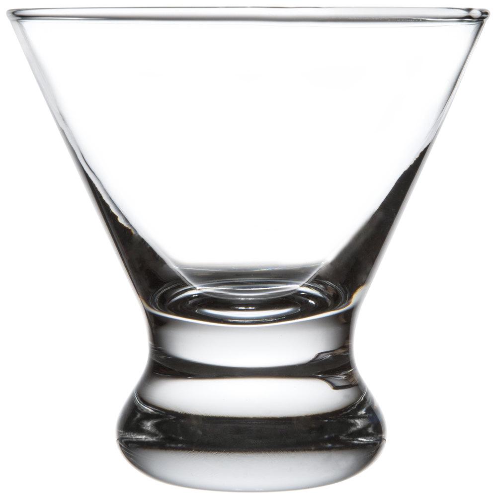 Libbey 400 Cosmopolitan Glasses 8 25 Oz Cosmopolitan