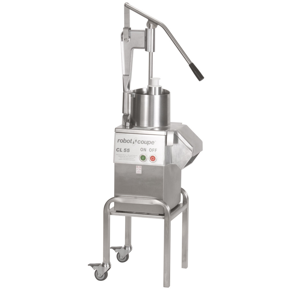 Robot Coupe CL55 Pusher Food Processor - 120V