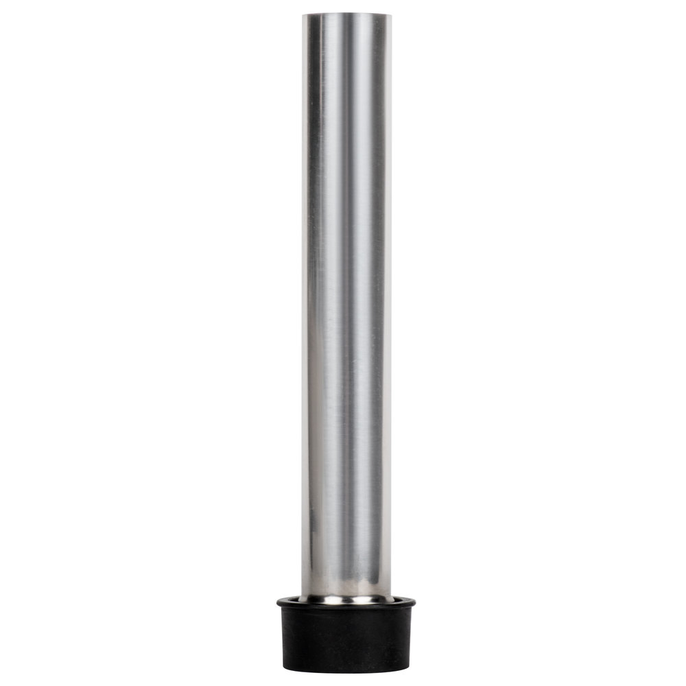 Regency 8 Quot Stainless Steel Overflow Pipe For 1 1 2 Quot Drains