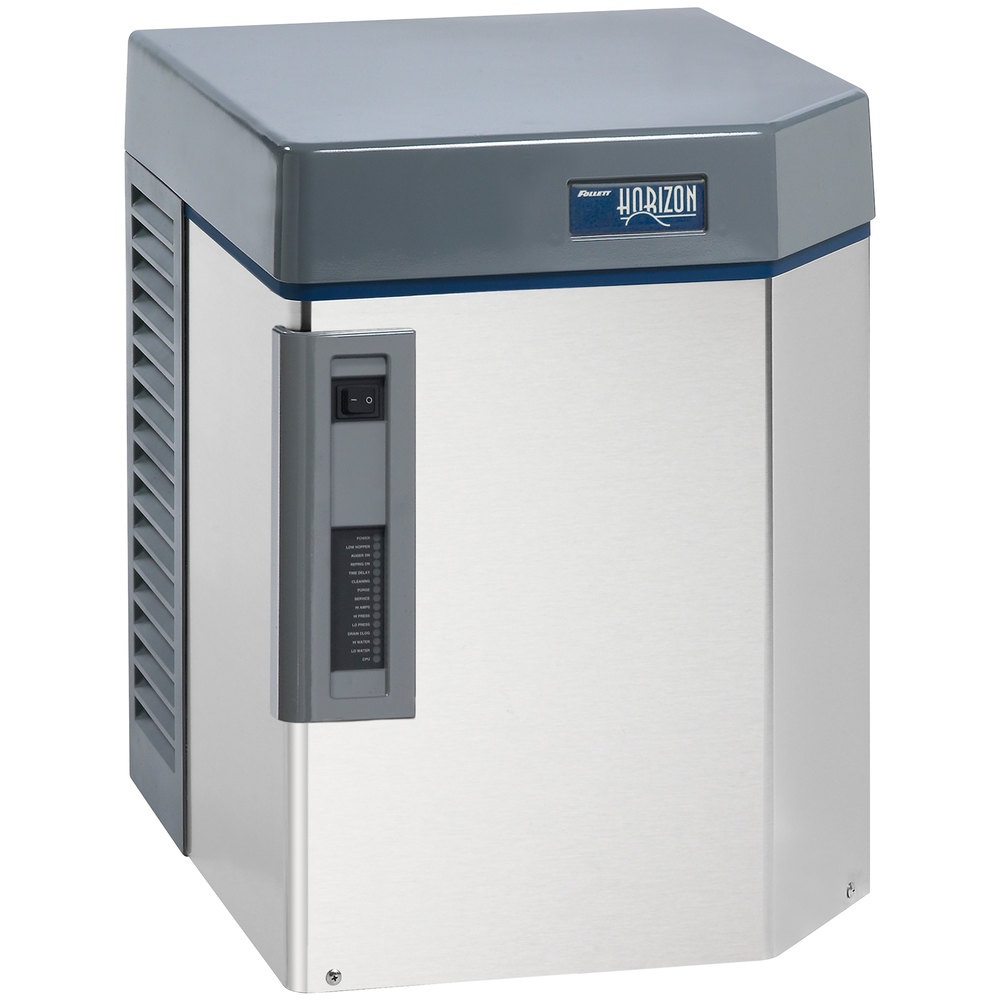 "Follett HCD1650RBT Horizon Series 19 7/16"" Remote Condenser Air Cooled Chewblet Ice Machine for Ice Bins - 1580 lb."