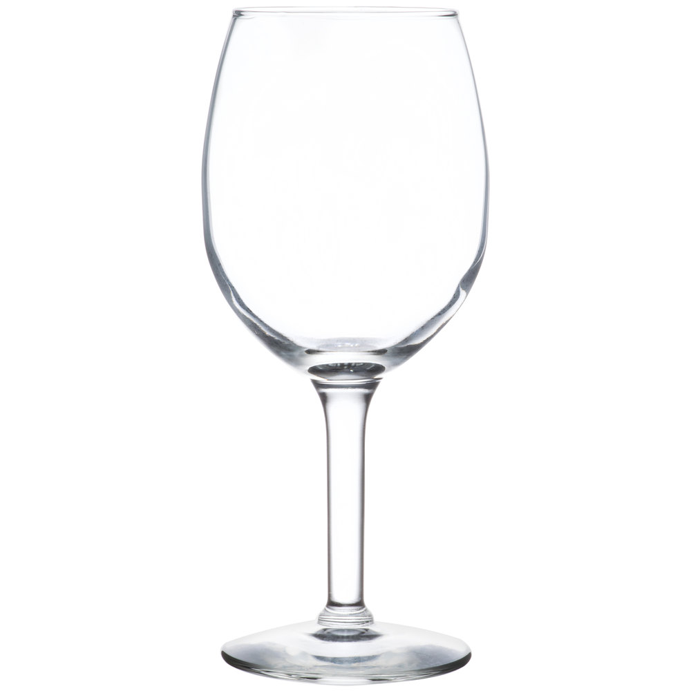 Libbey 8472 citation 11 oz white wine glass 24 case for Large white wine glasses