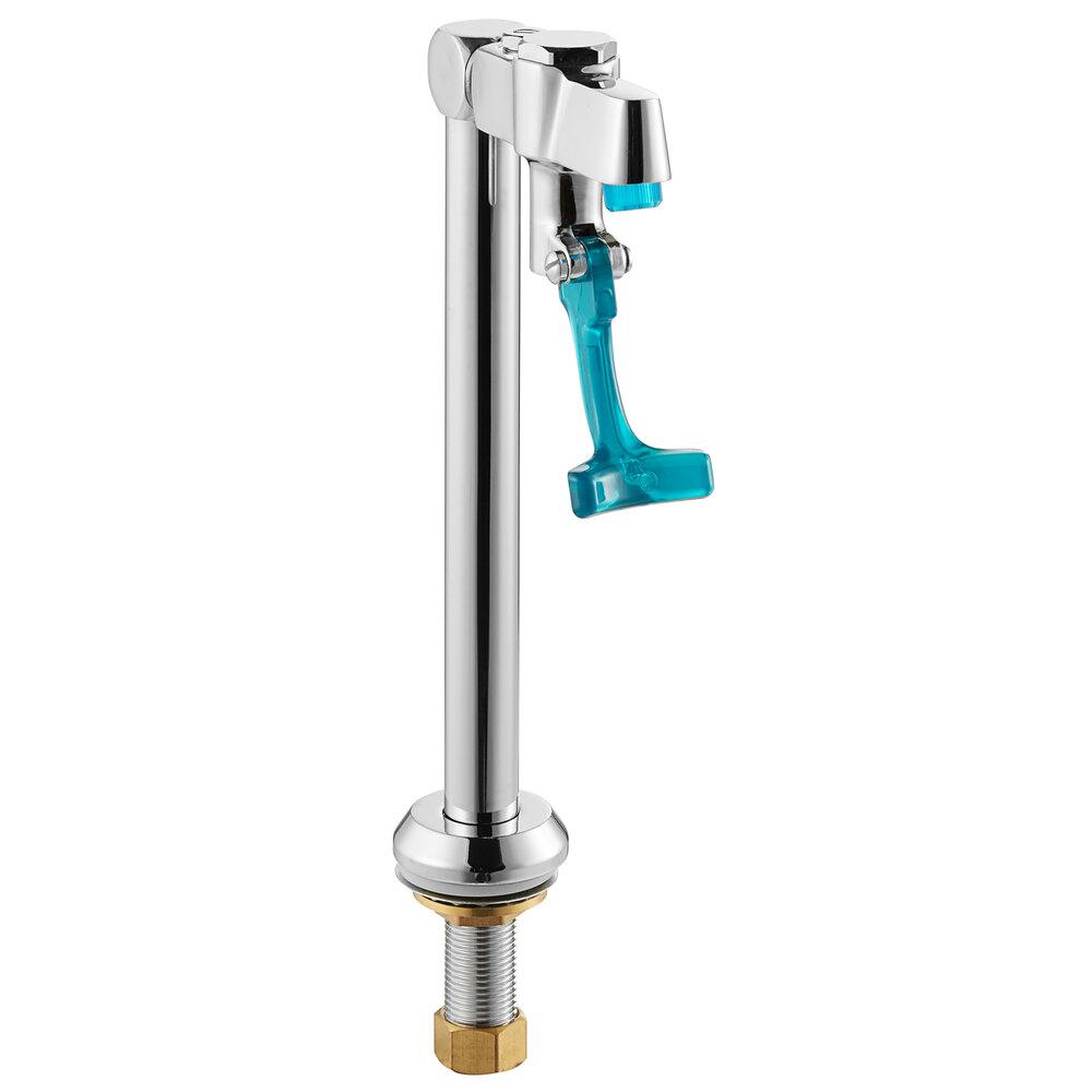 Regency 9 1/4 inch High Deck Mount Glass Filler Faucet