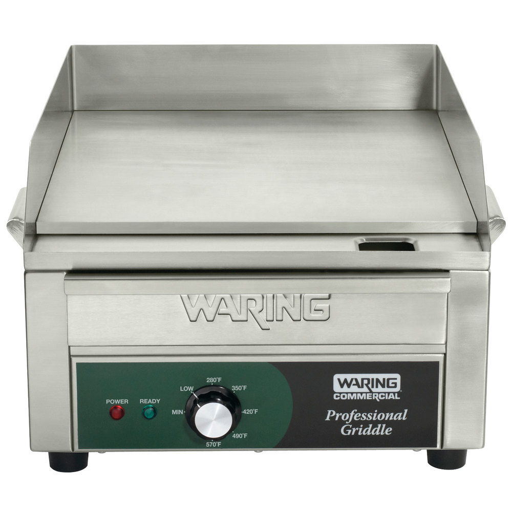 Countertop Griddle : Waring WGR140 Electric Countertop Griddle 17