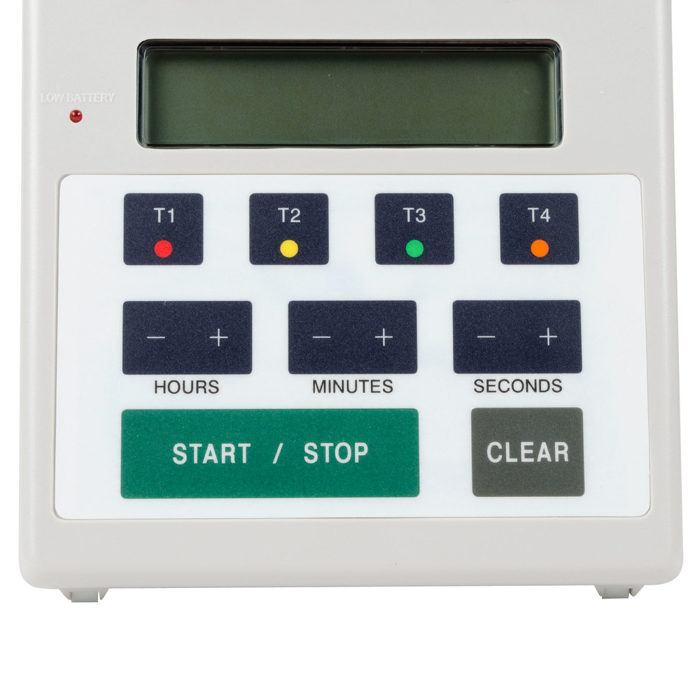 Fmp 151 7500 4 In 1 Countdown Digital Timer