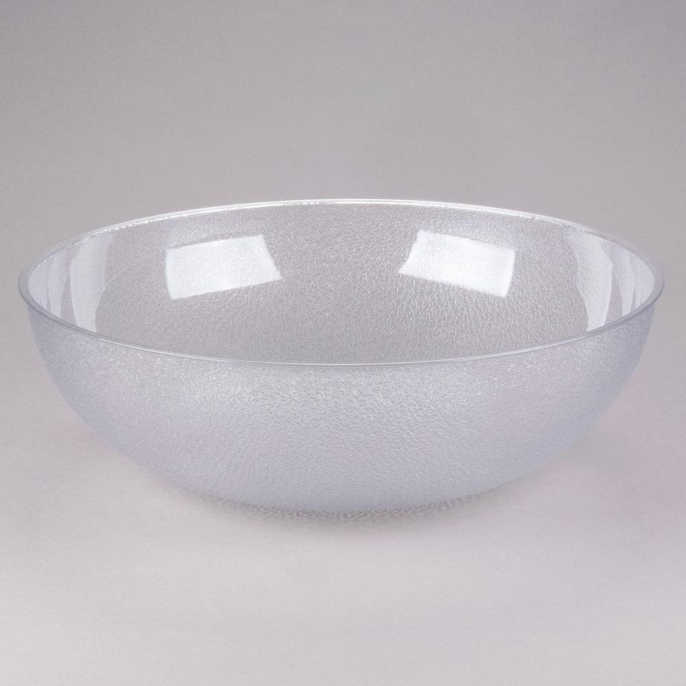 Cambro Psb23176 40 7 Qt Pebbled Serving Salad Bowl