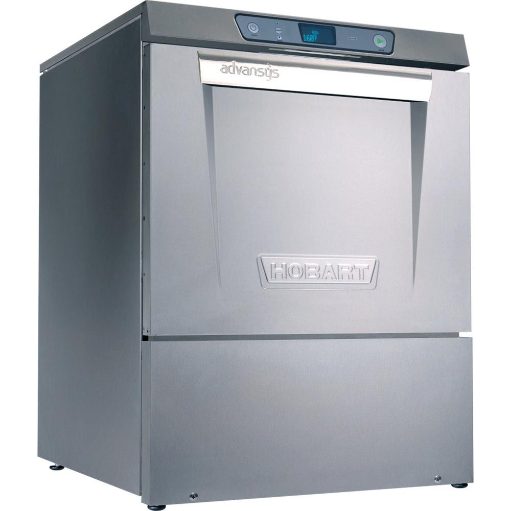 Hobart Lxer 2 Advansys Undercounter Dishwasher Energy