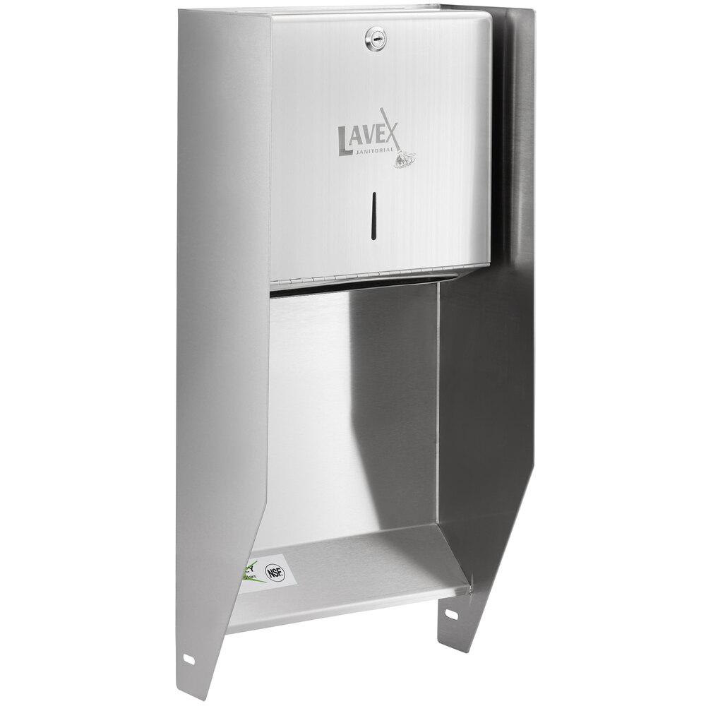 Regency Top Mounted Paper Towel Dispenser for 12 inch Wide Hand Sinks