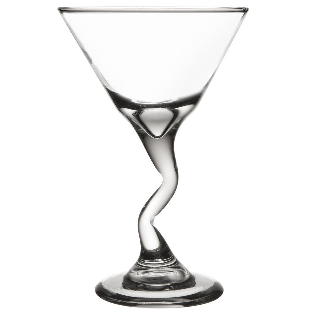 main picture - Stemless Martini Glasses