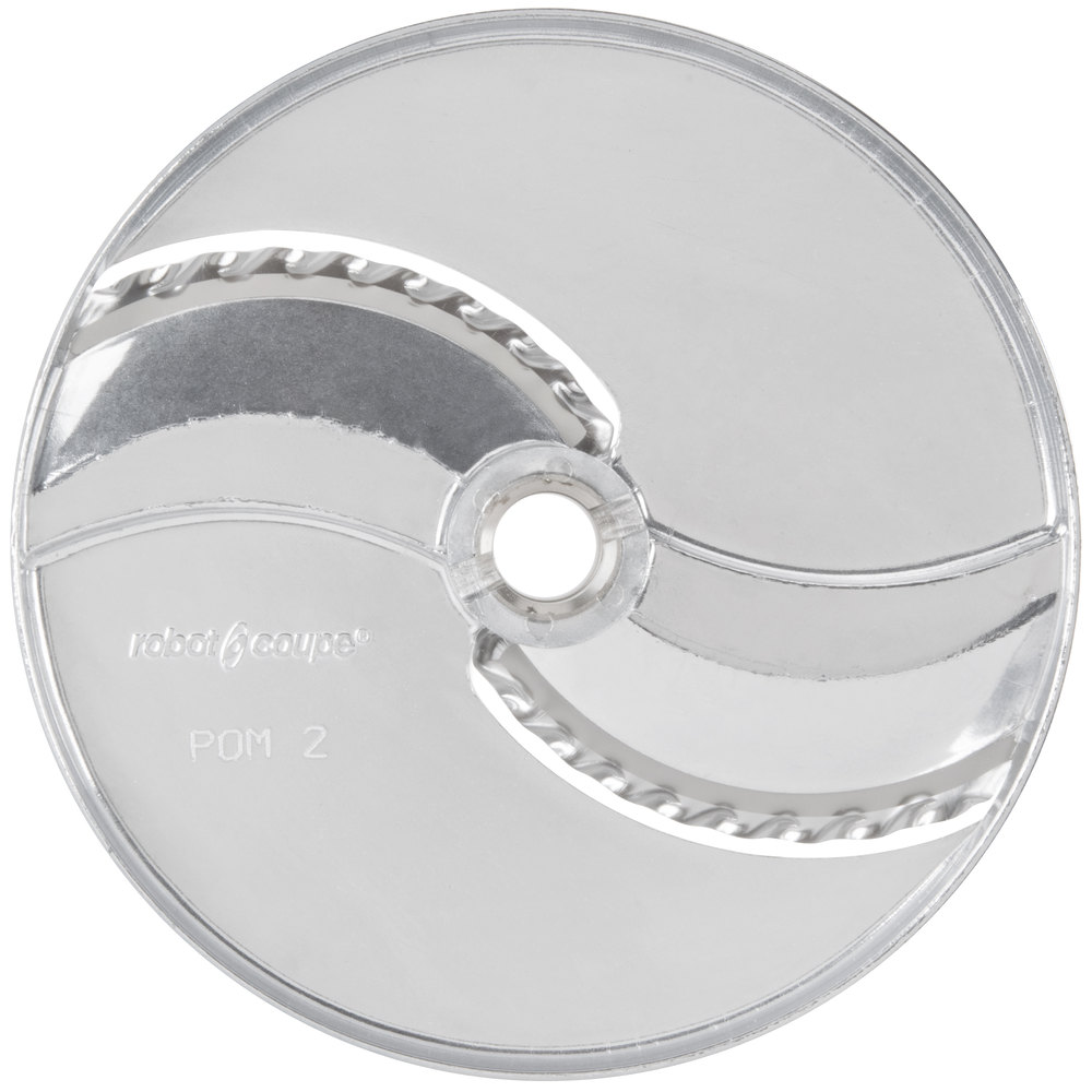 "Robot Coupe 27068 5/64"" Ripple Cut Disc"