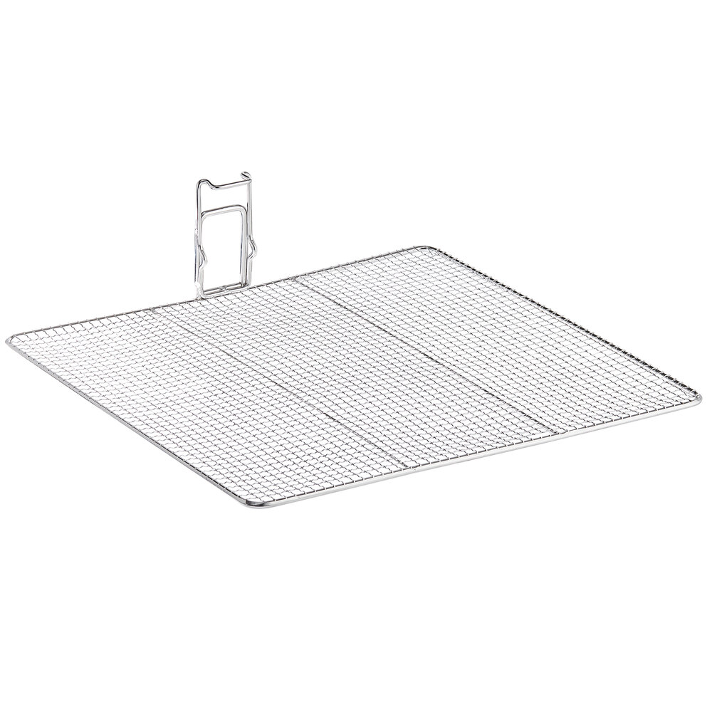 Carnival King DFCTRAYTR Replacement Mesh Tray for DFC1800 and DFC4400 Funnel Cake / Donut Fryers
