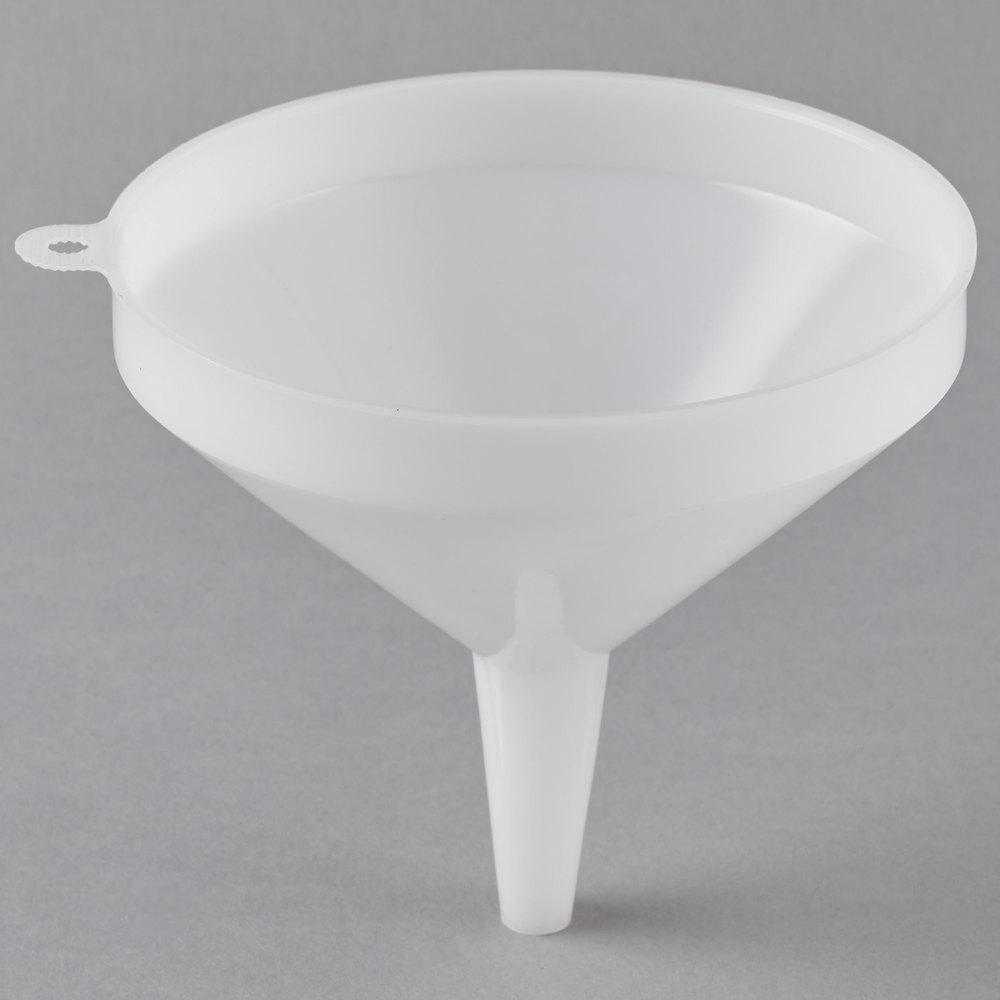 1 Qt. Plastic Funnel